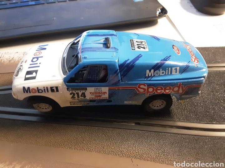 FORD PRO TRUCK RALLY RAID. EFECTO BARRO. NINCO (Juguetes - Slot Cars - Ninco)