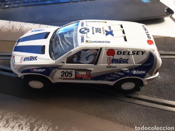 BMW X5 X-RAID. NINCO (Juguetes - Slot Cars - Ninco)