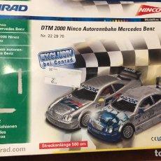 Slot Cars: RARO CIRCUITO CONRAD NINCO SCALEXTRIC. Lote 276976328