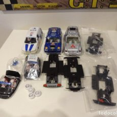 Slot Cars: NINCO. DESGUACE VARIADO DE NINCO TT. Lote 277139858