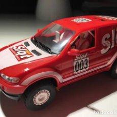 """Slot Cars: BMW X5 """"MAS SLOT"""" NINCO. Lote 277216423"""