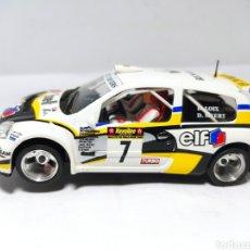 Slot Cars: NINCO RENAULT CLIO SUPER 1600 ELF. Lote 282058068
