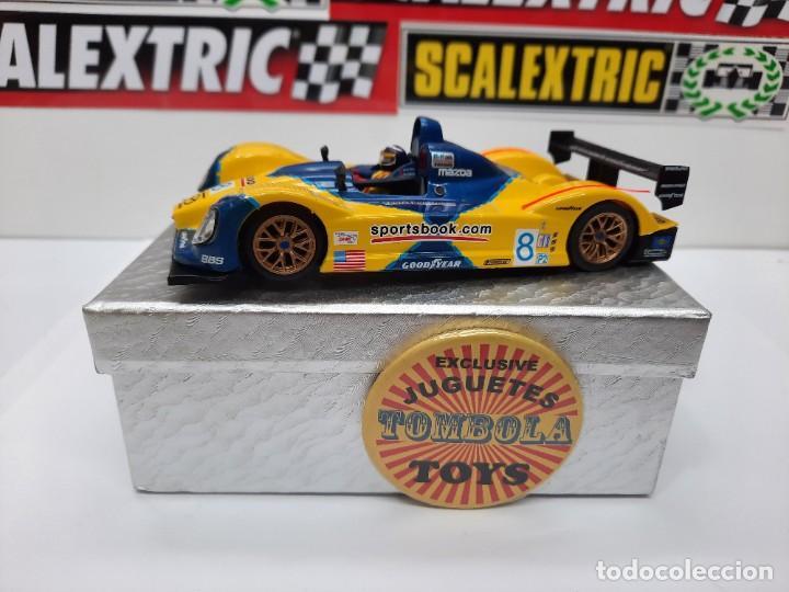 SCALEXTRIC COURAGE #8 C65 SPIRIT MOTOR NINCO (Juguetes - Slot Cars - Ninco)