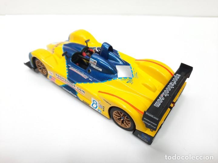 Slot Cars: SCALEXTRIC COURAGE #8 C65 SPIRIT MOTOR NINCO - Foto 3 - 284191548