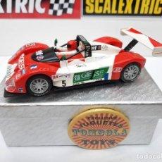 Slot Cars: SCALEXTRIC FERRARI 333 SP. Lote 284192943