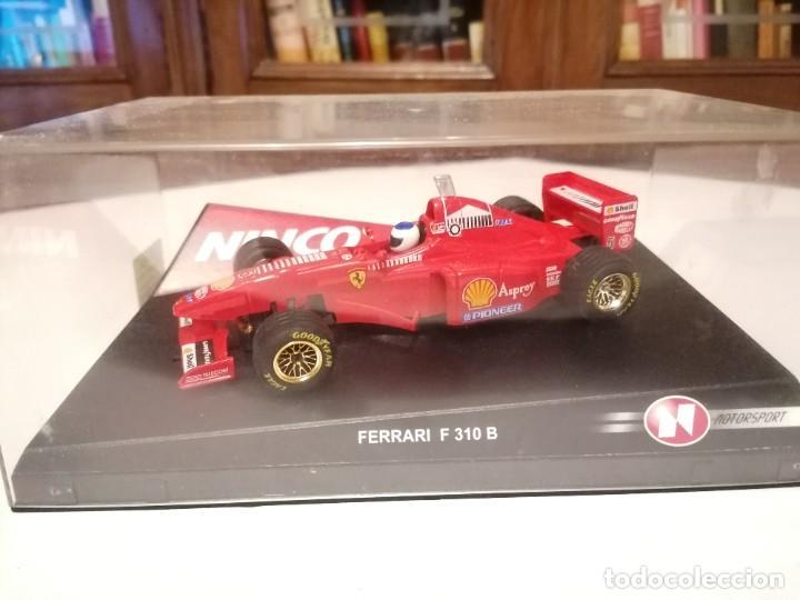 NINCO 1/32 50162 FERRARI F310B MICHAEL SCHUMACHER 1997 NUEVO (Juguetes - Slot Cars - Ninco)