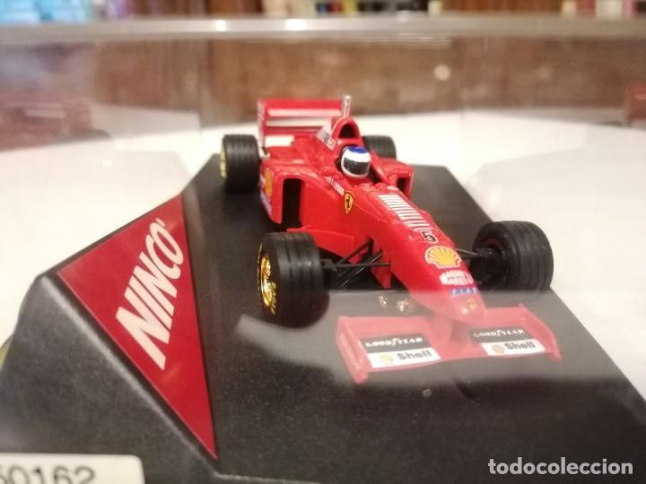 Slot Cars: Ninco 1/32 50162 Ferrari F310B Michael Schumacher 1997 Nuevo - Foto 3 - 285396853