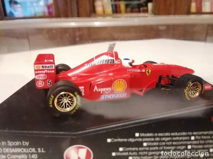 Slot Cars: Ninco 1/32 50162 Ferrari F310B Michael Schumacher 1997 Nuevo - Foto 4 - 285396853