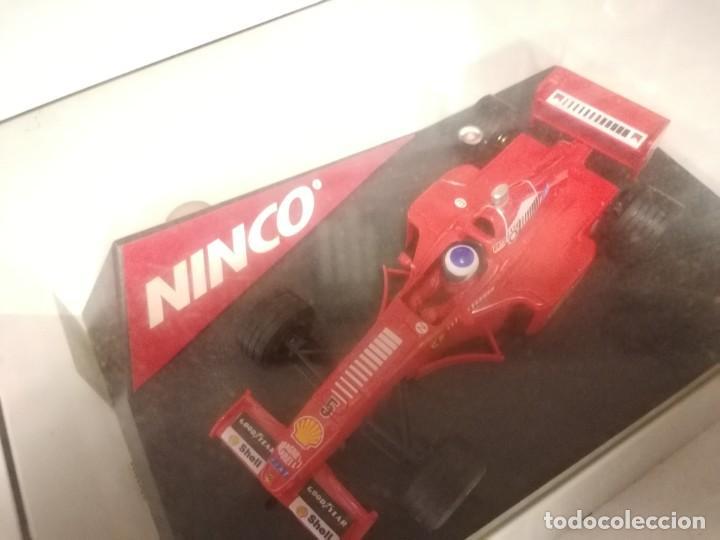 Slot Cars: Ninco 1/32 50162 Ferrari F310B Michael Schumacher 1997 Nuevo - Foto 6 - 285396853