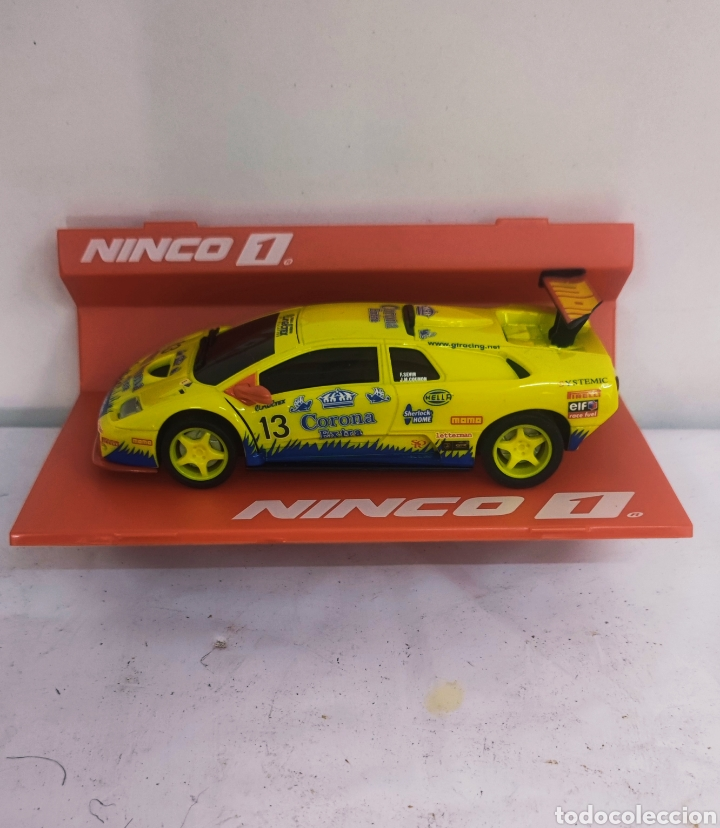 LAMBORGHINI DIABLO GTR CORONA (Juguetes - Slot Cars - Ninco)