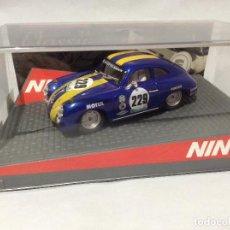 Slot Cars: NINCO PORSCHE 356 COUPE KLASSIK REF 50418. Lote 287086258