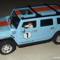 Slot Cars: COCHE HUMMER GT - NINCO - SCALEXTRIC. Lote 287444678