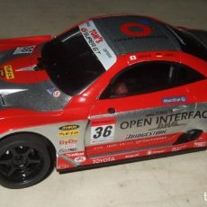 Slot Cars: COCHE TOYOTA OPEN INTERFACE - NINCO - SCALEXTRIC. Lote 287445243