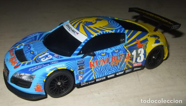 COCHE AUDI R8 GT3 RUM BUM RACING - NINCO - SCALEXTRIC (Juguetes - Slot Cars - Ninco)
