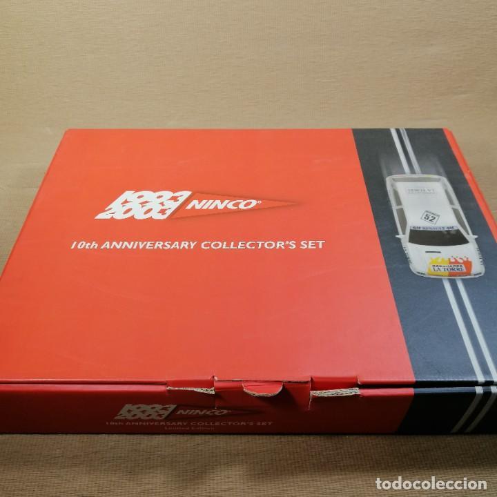 Slot Cars: NINCO 1993-2003 10Th ANNIVERSARY COLLECTORS SET - Foto 2 - 287593918