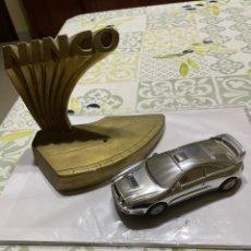 Slot Cars: TOYOTA CELICA GT FOUR EN PEANA DE NINCO. Lote 287792023