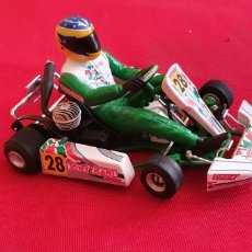 Slot Cars: COCHE SLOT CAR NINCO SCALEXTRIC MADE IN SPAIN. Lote 288344468