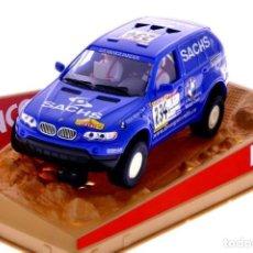 Slot Cars: NINCO SLOT CAR BMW X5 REF 50343 RALLY DAKAR. Lote 288741953