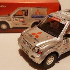 Slot Cars: SCALEXTRIC MITSUBISHI PAJERO PS2 DE NINCO. Lote 289653063