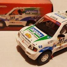 Slot Cars: SCALEXTRIC MITSUBISHI PAJERO ARGOS DE NINCO. Lote 289653083