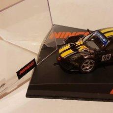 Slot Cars: SCALEXTRIC LOTUS EXIGE GTS DE NINCO REF.-50517. Lote 289653178
