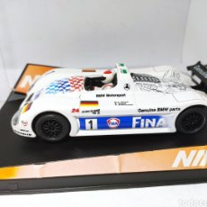 Slot Cars: NINCO BMW V12 LM98. Lote 289732248