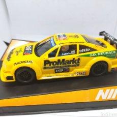 Slot Cars: NINCO OPEL CALIBRA PROMARKT. Lote 290006593