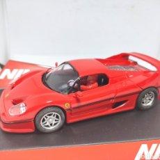 Slot Cars: NINCO FERRARI F50 KIT. Lote 290119288