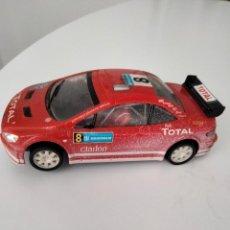 Slot Cars: PEUGEOT 307 - 4WD. Lote 294376733