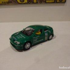Slot Cars: NINCO. RENAULT MEGANE VERDE. COPA MEGANE. Lote 295393808