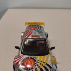 Slot Cars: SCALEXTRIC NINCO DIGITAL RENAULT MEGANE. Lote 296825368
