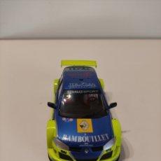 Slot Cars: SCALEXTRIC NINCO DIGITAL RENAULT MEGANE. Lote 296825778