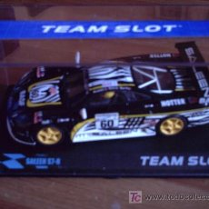 Slot Cars: SALEEN S7-7 Nº 60 DE TEAM SLOT. Lote 201257686