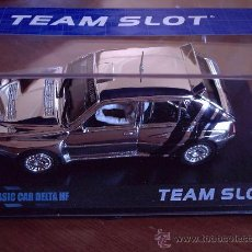 Slot Cars: BASIC CAR DELTA HF CROMO DE TEAM SLOT. Lote 186355220