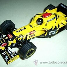 Slot Cars: JORDAN MUGEN HONDA - HORNBY - MADE IN CHINA. Lote 27001276