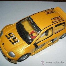 Slot Cars: RENAULT CLIO DE TEAM SLOT. Lote 32243807