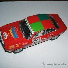 Slot Cars: ALFA ROMEO GIULIA DE TEAM SLOT. Lote 32319057