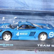 Slot Cars: SALEEN S7 SPARCO MARCA TEAM SLOT. Lote 33340036