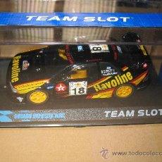 Slot Cars: BLACK FRIDAY -10608 - SUBARU IMPREZZA WRC HAVOLINE DE TEAM SLOT. Lote 46162285