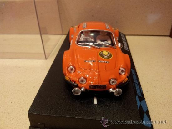 Renault Alpine A110 Jagermeister Team Slot Sold Through Direct