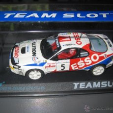 Slot Cars: OFERTA - 11706 - TOYOTA CELICA ESSO DE TEAM SLOT. Lote 143127562