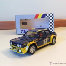 Slot Cars: SEAT 131 ABARTH TEAM SLOT. Lote 48191108