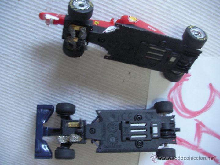 Slot Cars: LOTE DE DOS COCHES CARRERA 1:43 FERRARI Y RED BULL - Foto 2 - 53556933