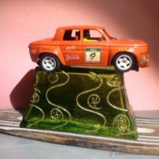 Slot Cars: ESPECTACULAR R-8 (RESINA) TEAM SLOT (COCA COLA/CERVEZAS DAM). Lote 54567875