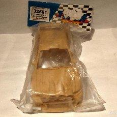 Slot Cars: CARROCERIA SEAT CORDOBA WRC SIN PINTAR RESINA TEAM SLOT REF. 32501. Lote 60887915
