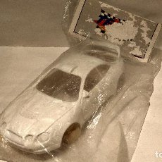 Slot Cars: CARROCERIA RESINA TOYOTA CELICA GT-R BLANCO TEAM SLOT SCALEXTRIC REF.30702. Lote 62234068