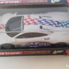Slot Cars: COCHE DE SCALEXTRIC CARTRONIC CLUB . Lote 67299841