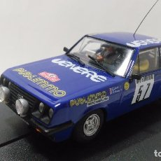 Slot Cars: TEAM SLOT 1:32 112702 FORD ESCORT MKII RS2000 #57 MONTECARLO 1981. Lote 65811974