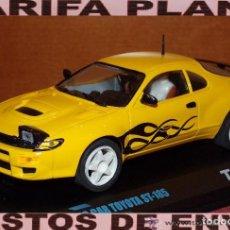 Slot Cars: TOYOTA CELICA ESCALA 1:32 DE TEAM SLOT EN CAJA. Lote 69506341