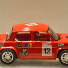 Slot Cars: SIMCA 1000 RALLYE 3 ROJO-TEAM SLOT . Lote 76650779